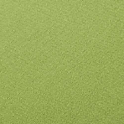 Coton uni vert pomme