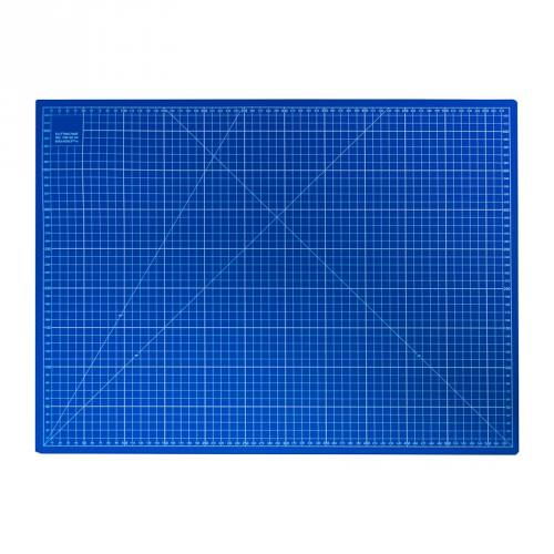 Tapis de découpe bleu 60x45 cm