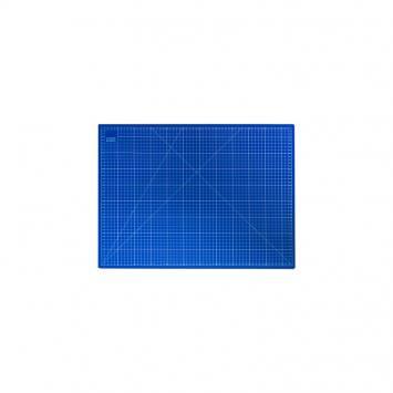 Tapis de découpe bleu 30x22cm