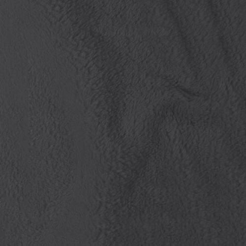 Tissu polaire microfibre gris souris 140 cm