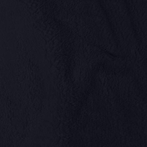 Tissu polaire microfibre bleu marine 140 cm