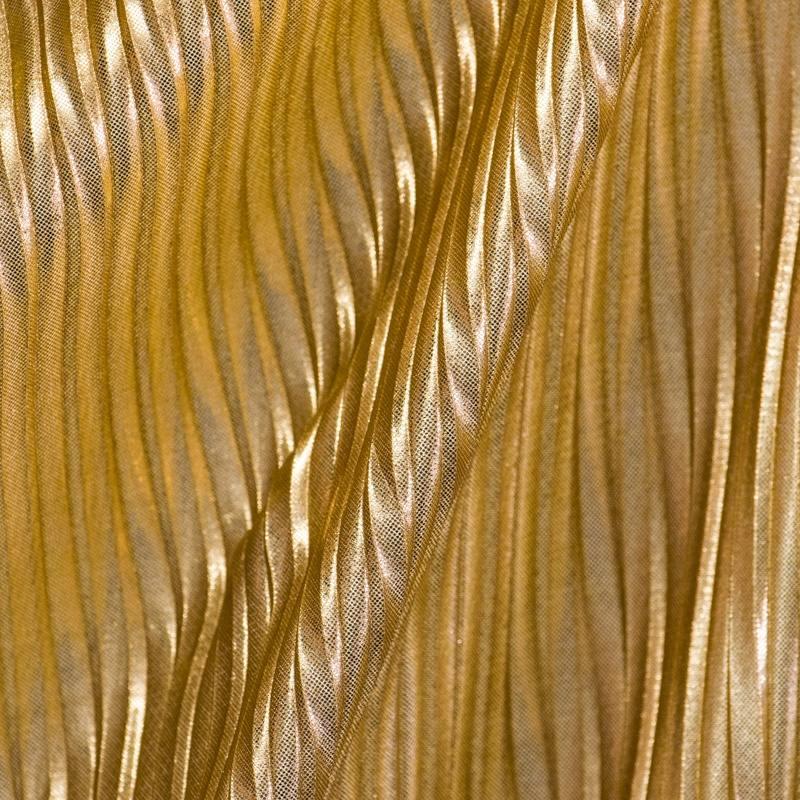 tissu lurex pliss or pas cher tissus price. Black Bedroom Furniture Sets. Home Design Ideas