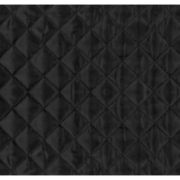 Doublure matelassée noire