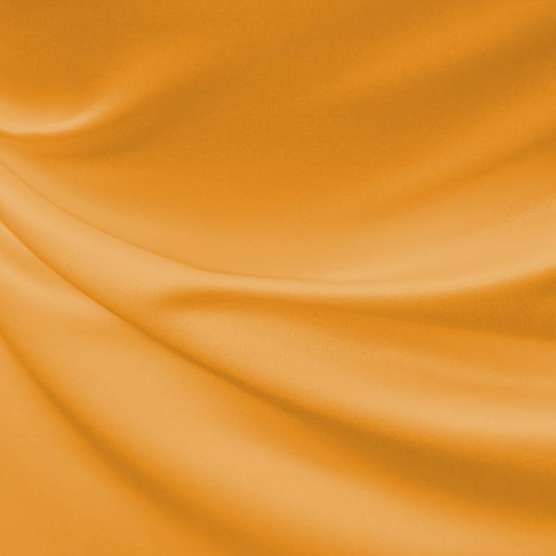 Satin duchesse jaune lingot