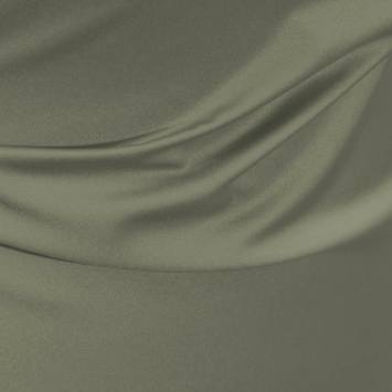 Satin microfibre royal menthe