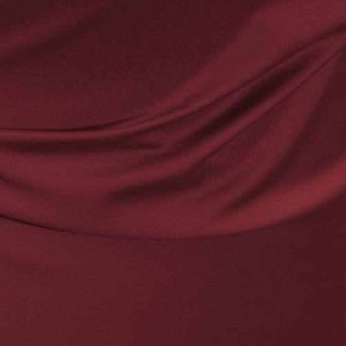 Satin microfibres royal framboise