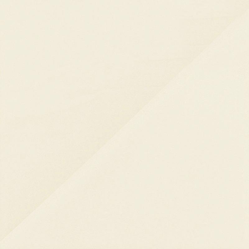 coton percale uni cru 120cm pas cher tissus price. Black Bedroom Furniture Sets. Home Design Ideas