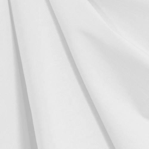 Tissu bengaline blanc