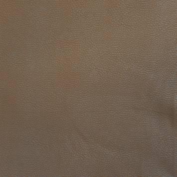 Simili cuir craquelé camel
