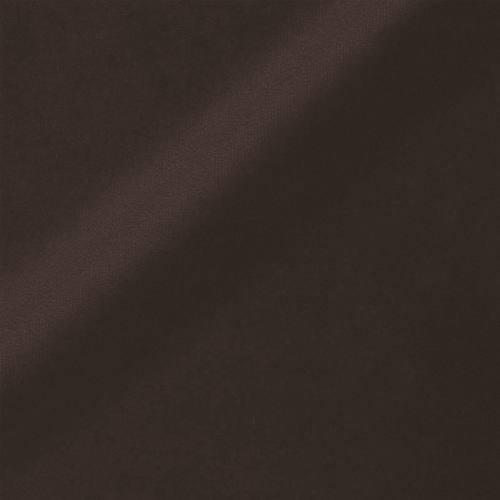 Velours teflon uni marron 450 gr