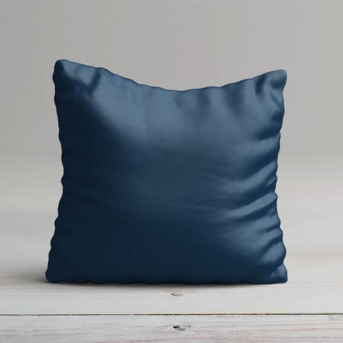 Velours uni bleu foncé 450 gr