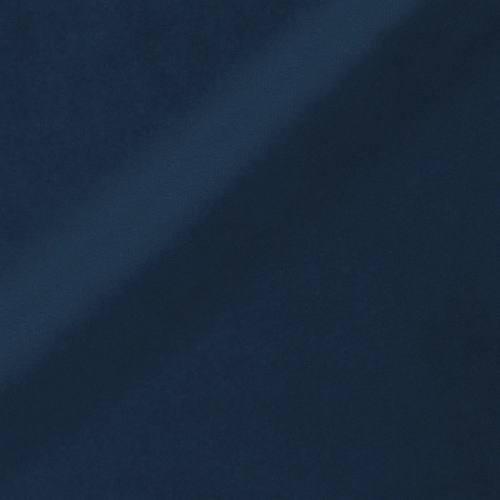 Velours teflon uni bleu foncé 450 gr