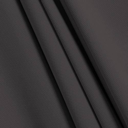 Maille extensible grise à relief losange