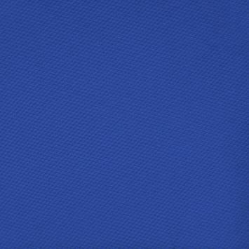 Maille extensible nid d'abeille bleu roi