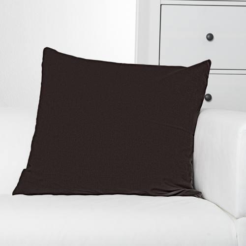 Toile coton chocolat grande largeur