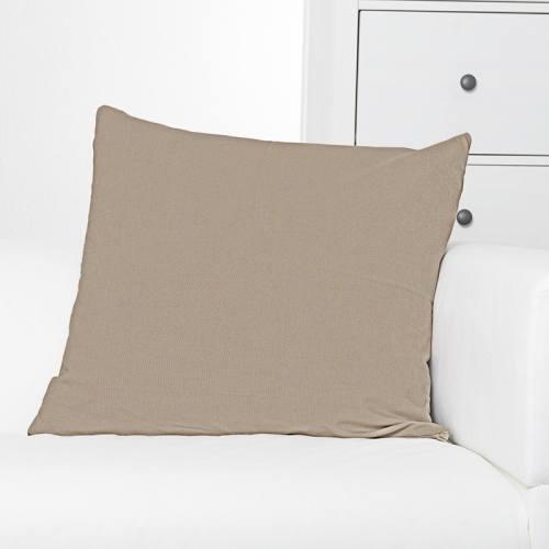 Toile coton beige grande largeur