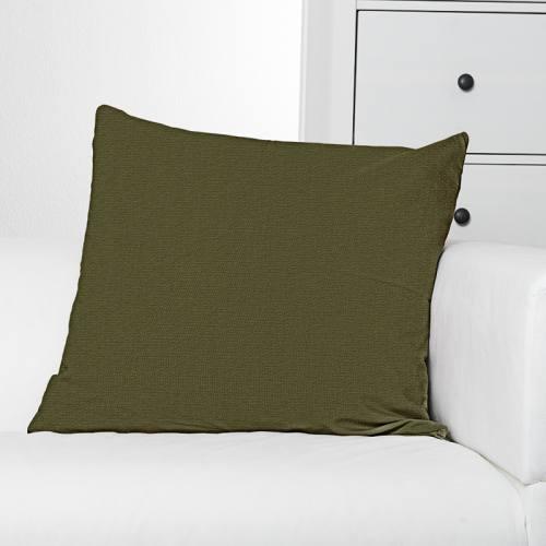 Toile polycoton vert tilleul grande largeur