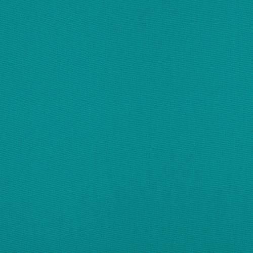 Toile polycoton turquoise grande largeur