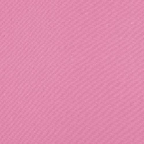 Toile polycoton rose grande largeur