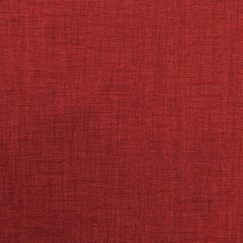 Toile polycoton rouge chinée grande largeur Oeko-tex