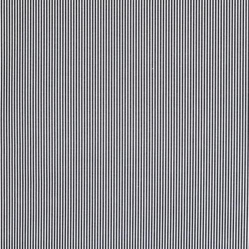 Tissu enduit rayé anthracite et blanc
