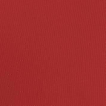 Tissu exterieur téflon natté rouge