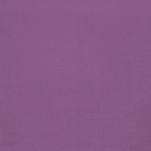 Coton 280 cm uni lilas