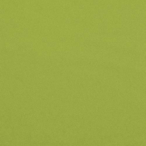 Burlington infroissable grande largeur vert anis
