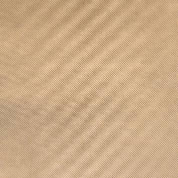 Simili cuir motif points incrustés or