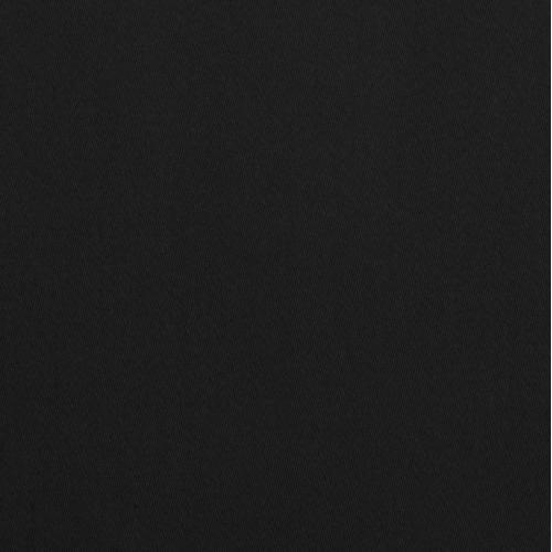 Coton extensible uni noir