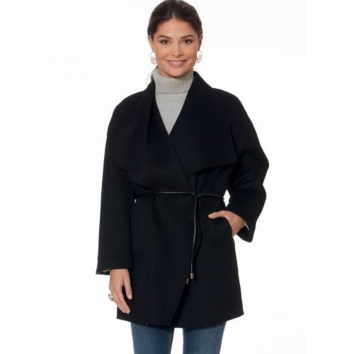 Patron Mc Call's M7480 : Gilet et manteaux pour jeune femme 32-42