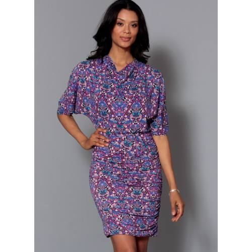 Patron Mc Call's M7465 : Robe pour jeune femme 42-50
