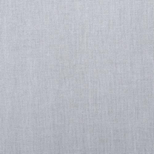Lin lavé gris perle