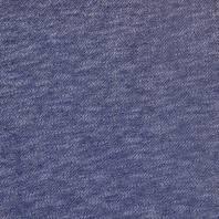 Maille réversible bleue