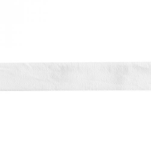 Ruban sergé blanc 35mm