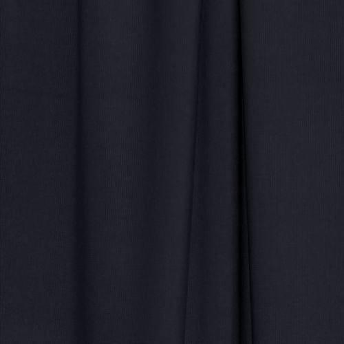 Maille extensible bleu marine