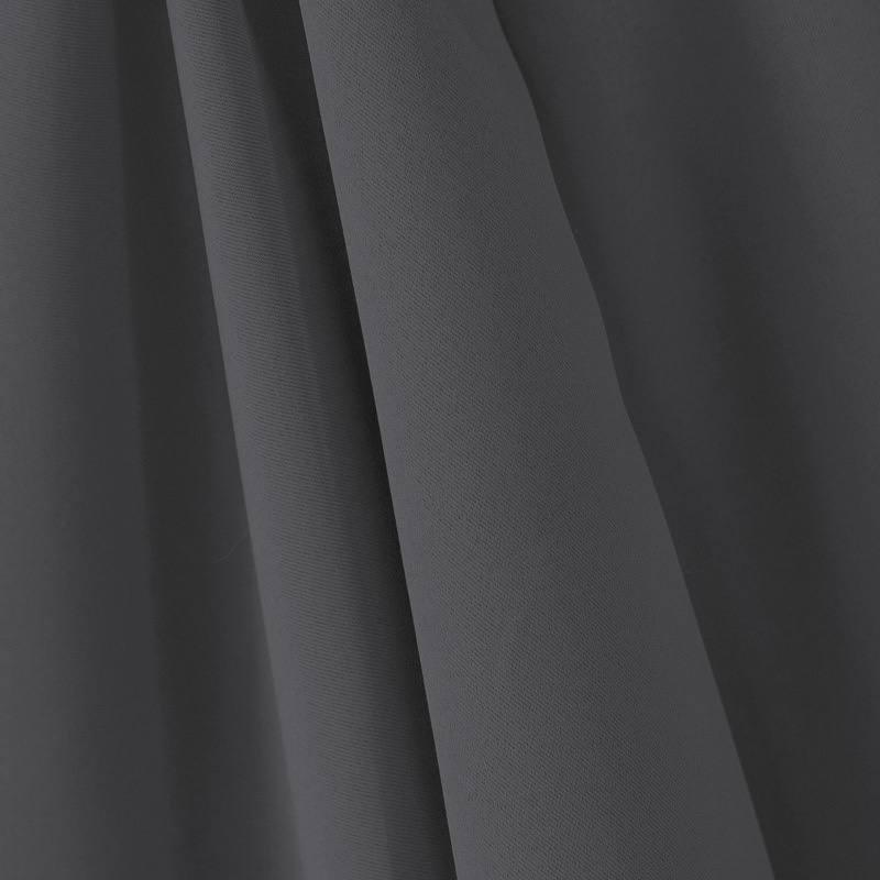 Tissu occultant non feu gris