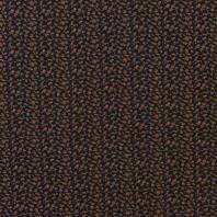 Jersey viscose noir imprimé petites fleurs
