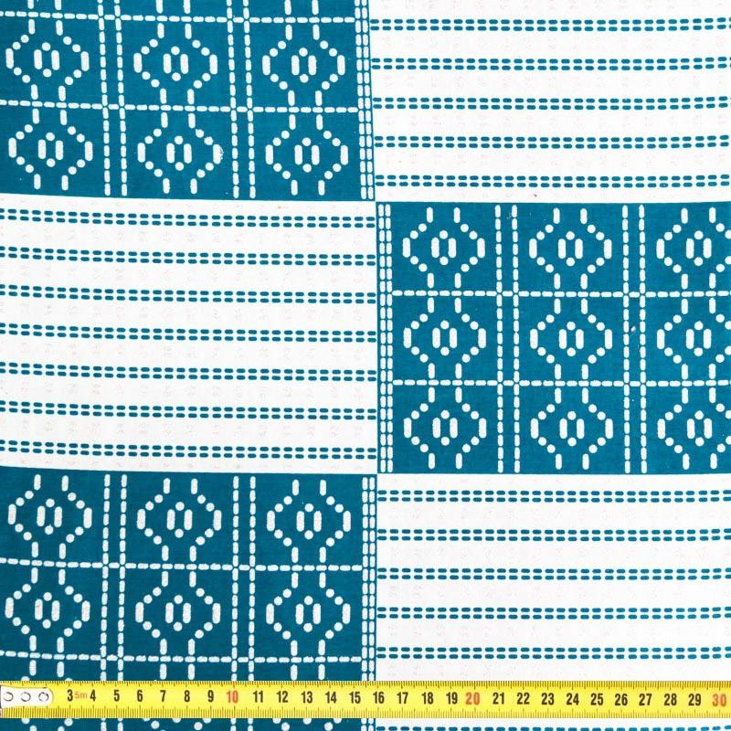 tissu africain coloriage