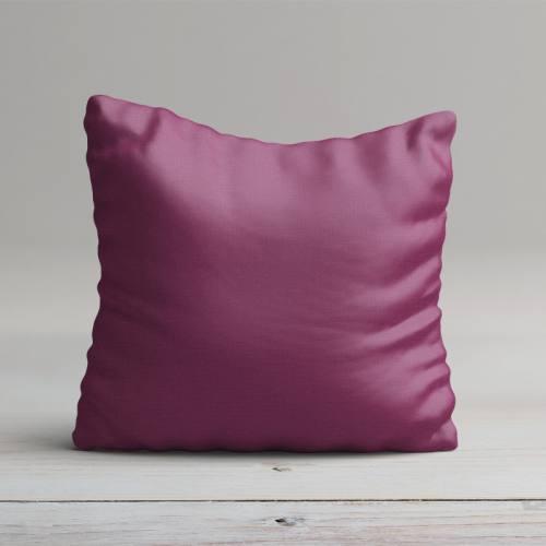 Tissu coton violet grande largeur
