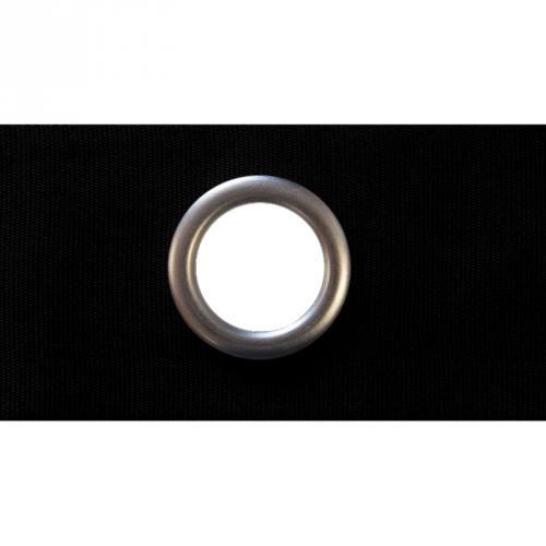 Bande à oeillets 4 cm pour rideaux noire
