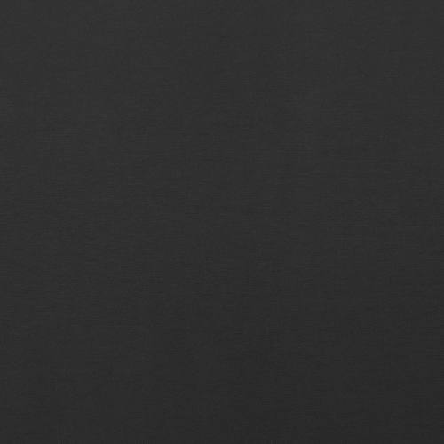 Gabardine de coton anthracite