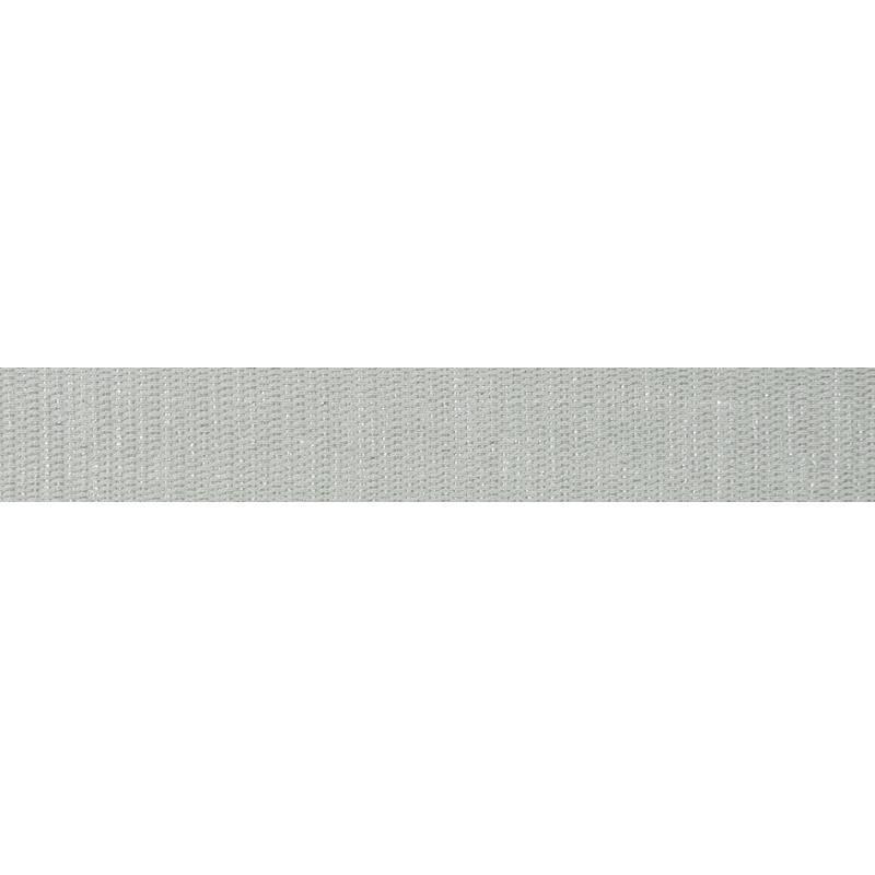 Sangle paillette argenté 30 mm