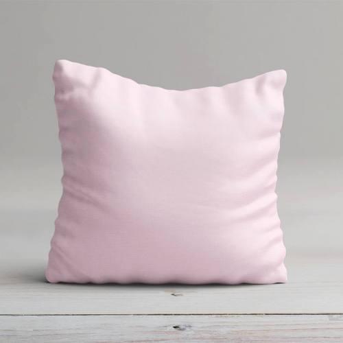 Tissu coton rose pastel grande largeur