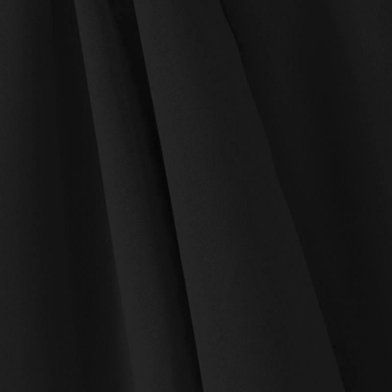 tissu occultant non feu grande largeur noir pas cher tissus price. Black Bedroom Furniture Sets. Home Design Ideas