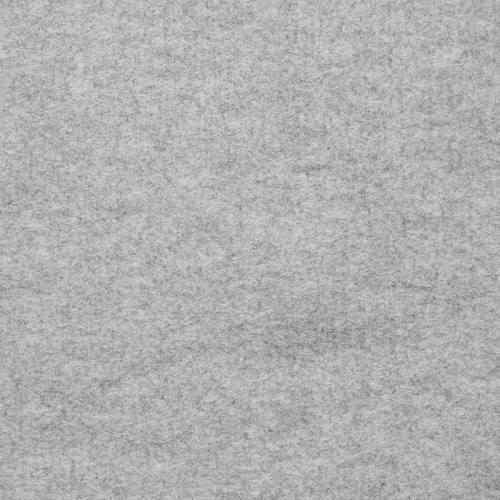 Feutrine rigide grise clair chinée