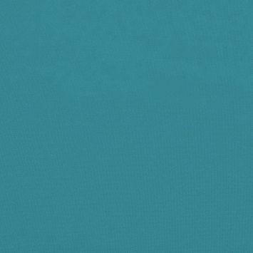 Burlington infroissable bleu turquoise