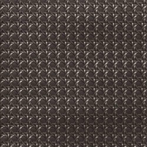 Simili cuir relief troquet métal