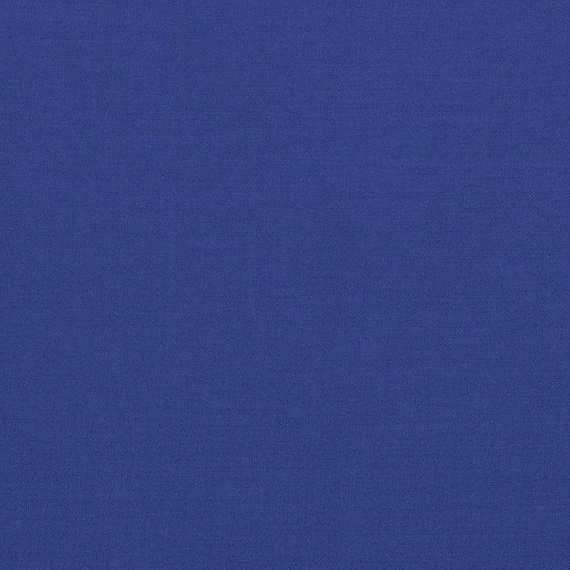 Voile de coton bleu égyptien